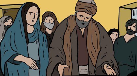 Šestá neděle velikonoční – pozdrav dětem