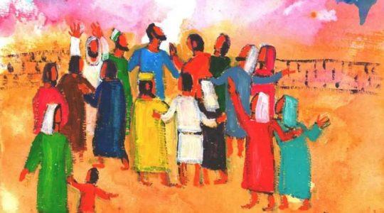Sedmá neděle velikonoční – pozdrav dětem